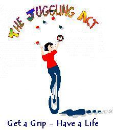 The Juggling Act -Free weekly e-zine